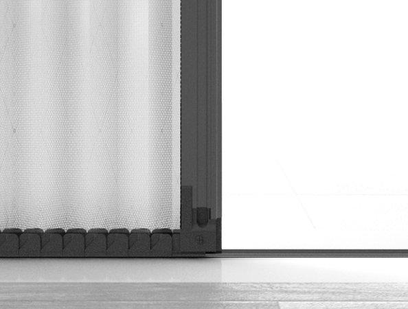 Zanzariere livorno plissettate for Zanzariera porta finestra